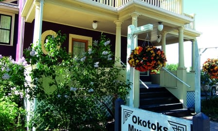 Okotoks Museum