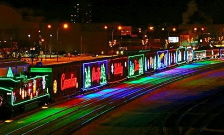 2017 Holiday Train Event